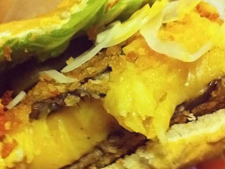 the burger's priest option