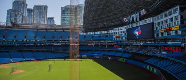Behind the scenes rogers centre skydome