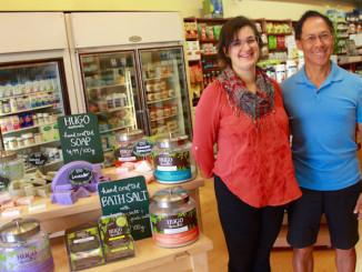 Peaches-&-Green Health Food Store