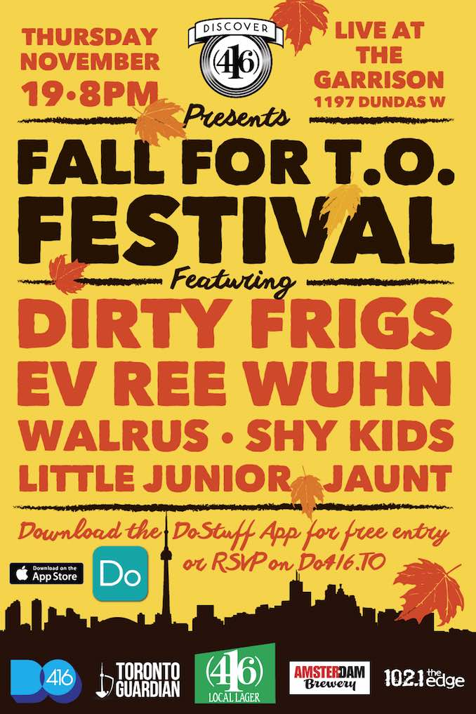Fall For TO Festival