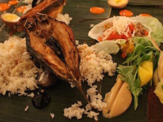 Lamesa Filipino kitchen