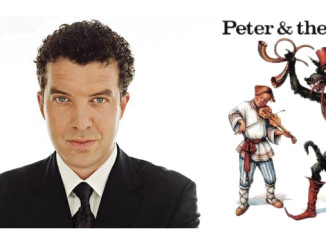 Rick Mercer and Peter and the Wolf at TSO Roy THomson Hall