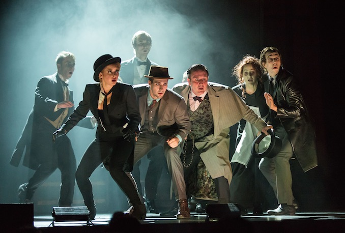 Review of Sherlock Holmes in Toronto
