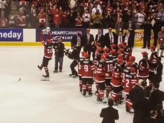 world juniors hockey