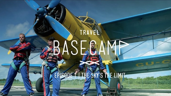 Travel Basecamp