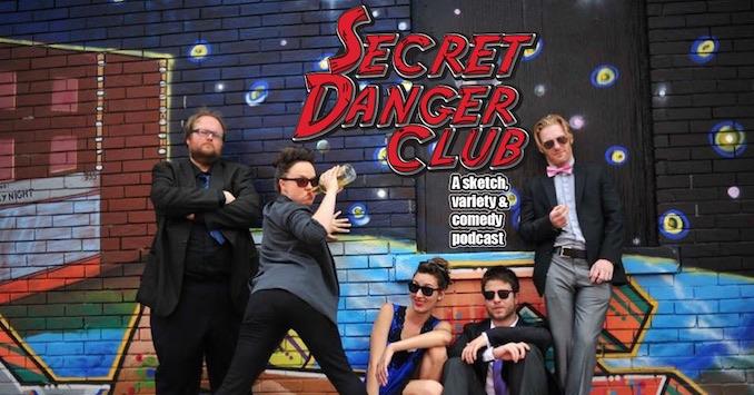 Secret danger club