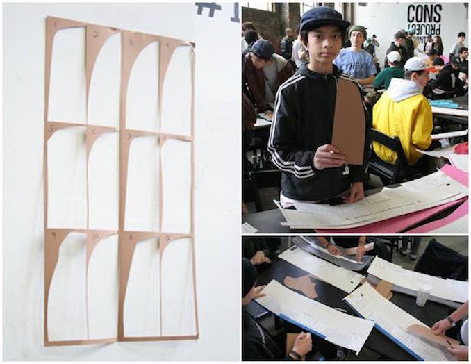 CONS Project – Create and Design a Skateboard Deck