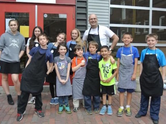 Kids Cook to Care