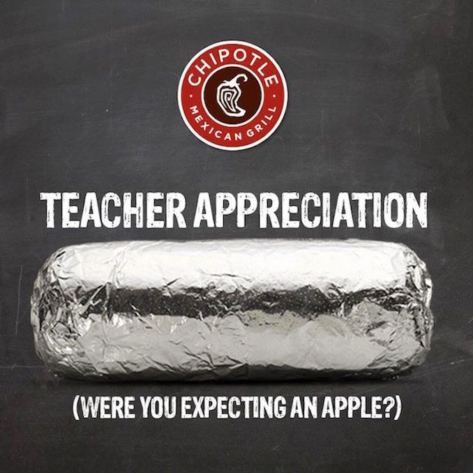 Chiptole Mexican Grill
