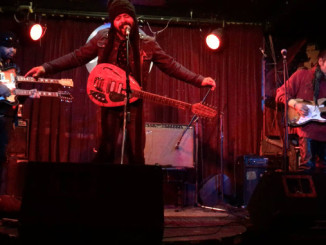 The Veldt at The Silver Dollar Room (photo credit: Marie Cochrane)