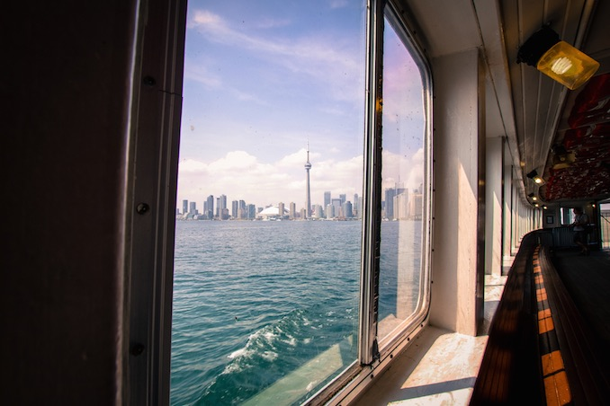 Toronto Skyline by Joel Levy - Romantic Winter Dates