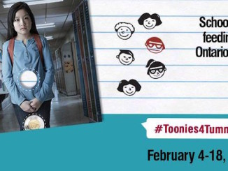 Toonies for Tummies and The Grocery Foundation