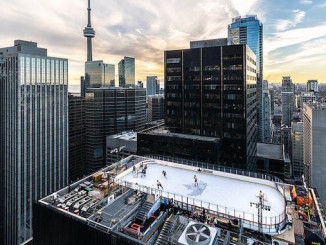 Rink on a Roof