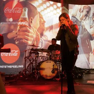 Conrad Sewell, Coca-Cola. Photo credit: Sonya Davidson