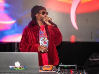Snoop Dogg at CUBE Nightclub