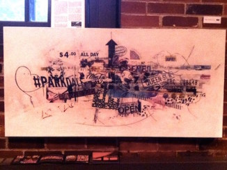 Steam Whistle July Art Show