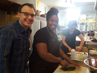 John Catucci and Suzanne Barr