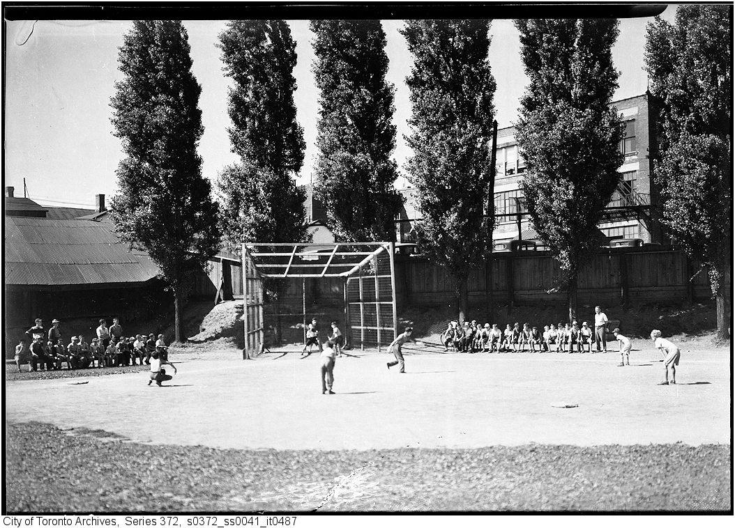 Bickford Ravine - baseball july 1939 vintage baseball photographs