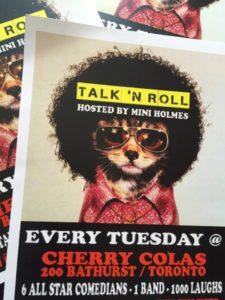 Talk N Roll Cherry Cola's