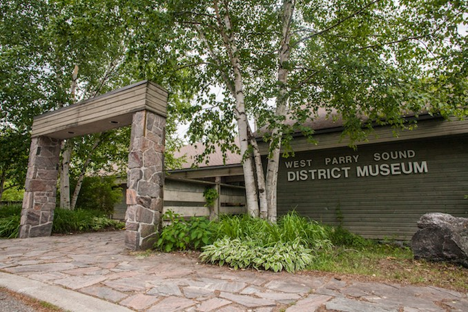 Parry Sound Museum - Ontario Road Trip