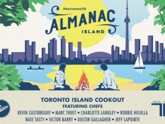 almanac island dinner