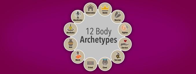 12 Body Archetypes - meditation