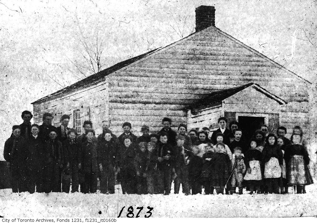 1873 - Islington Public School