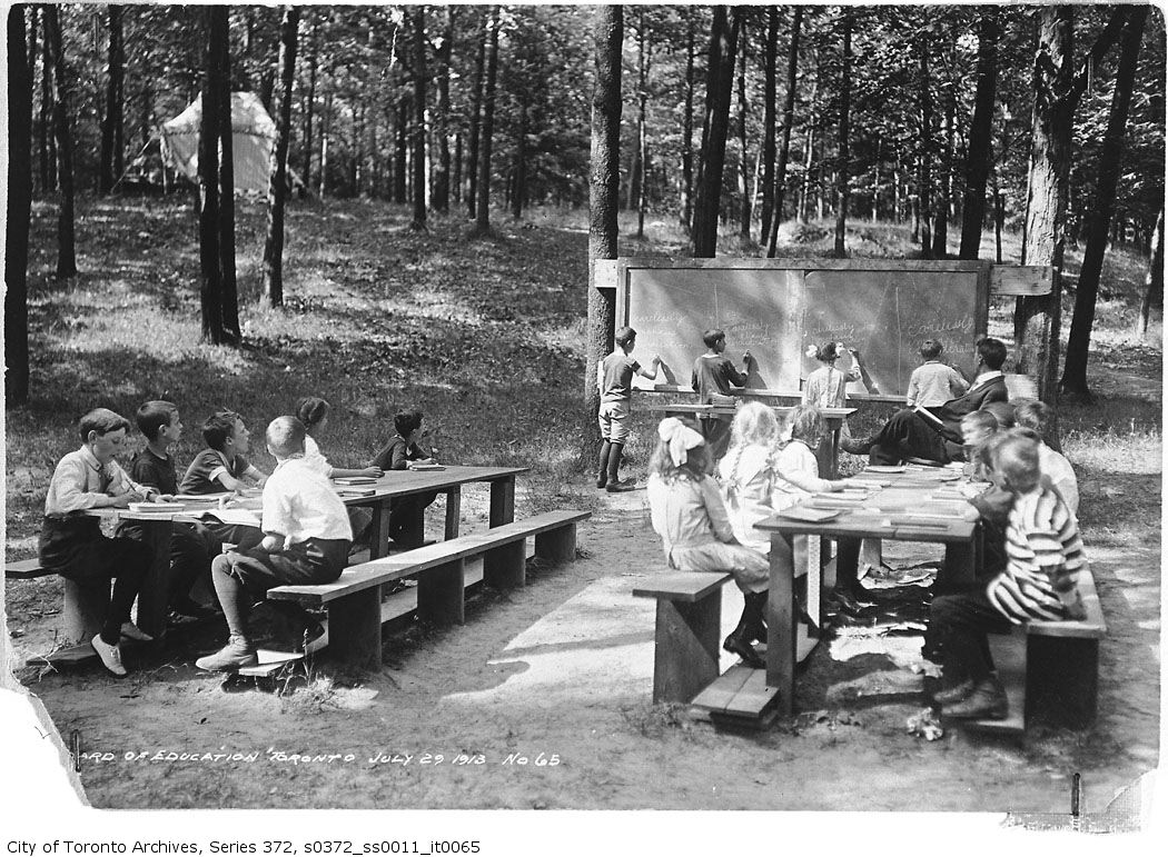 1913 - Forest School - Board of Education - High Park copy 2