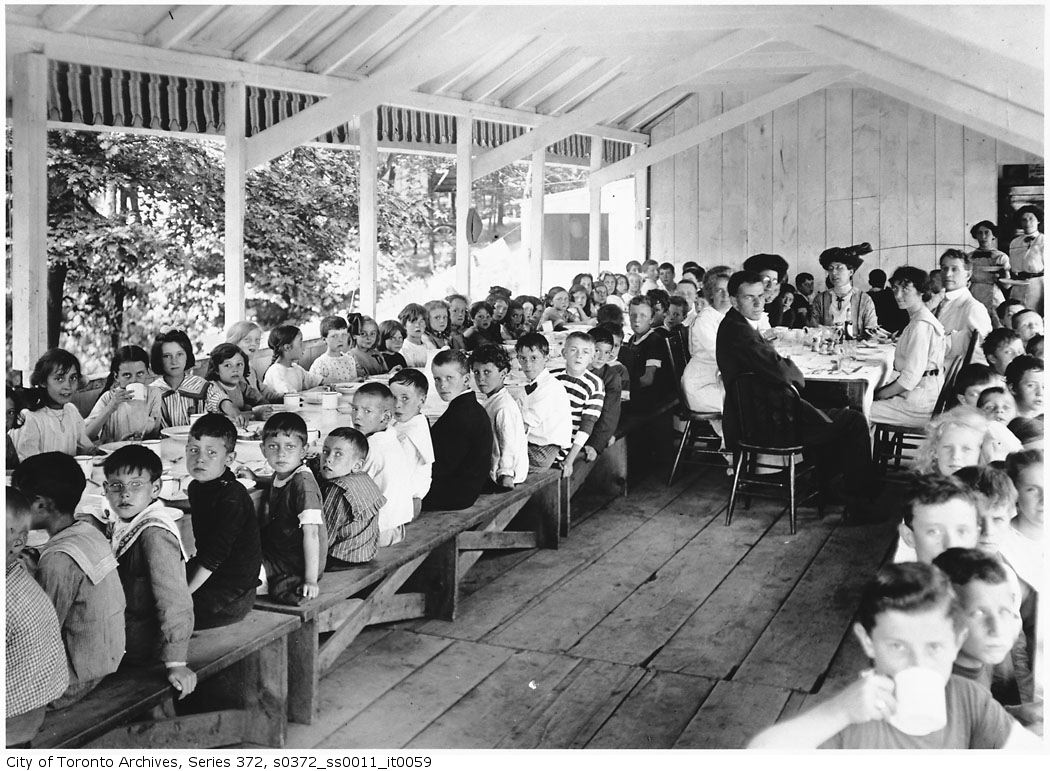 1913 - Forest School - Board of Education - High Park copy