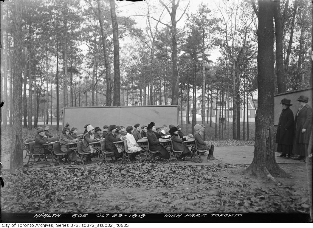1919 - Forest School, High Park