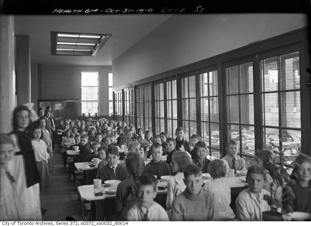 1919 - Orde Street Open Air School 2