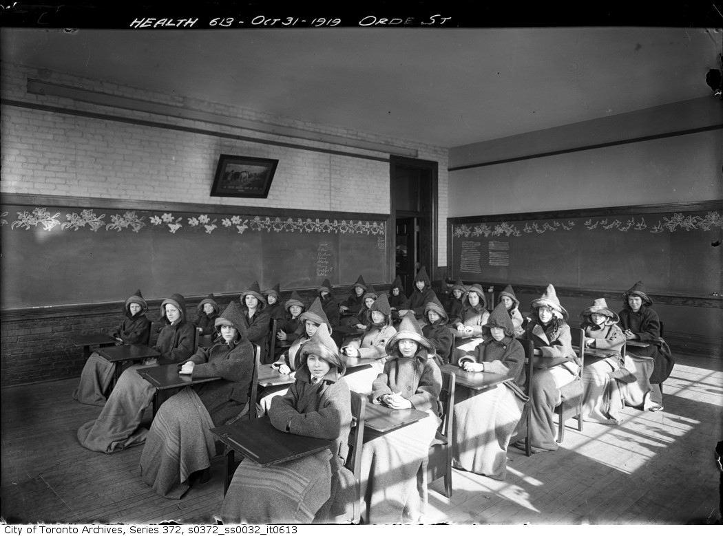 1919 - Orde Street Open Air School