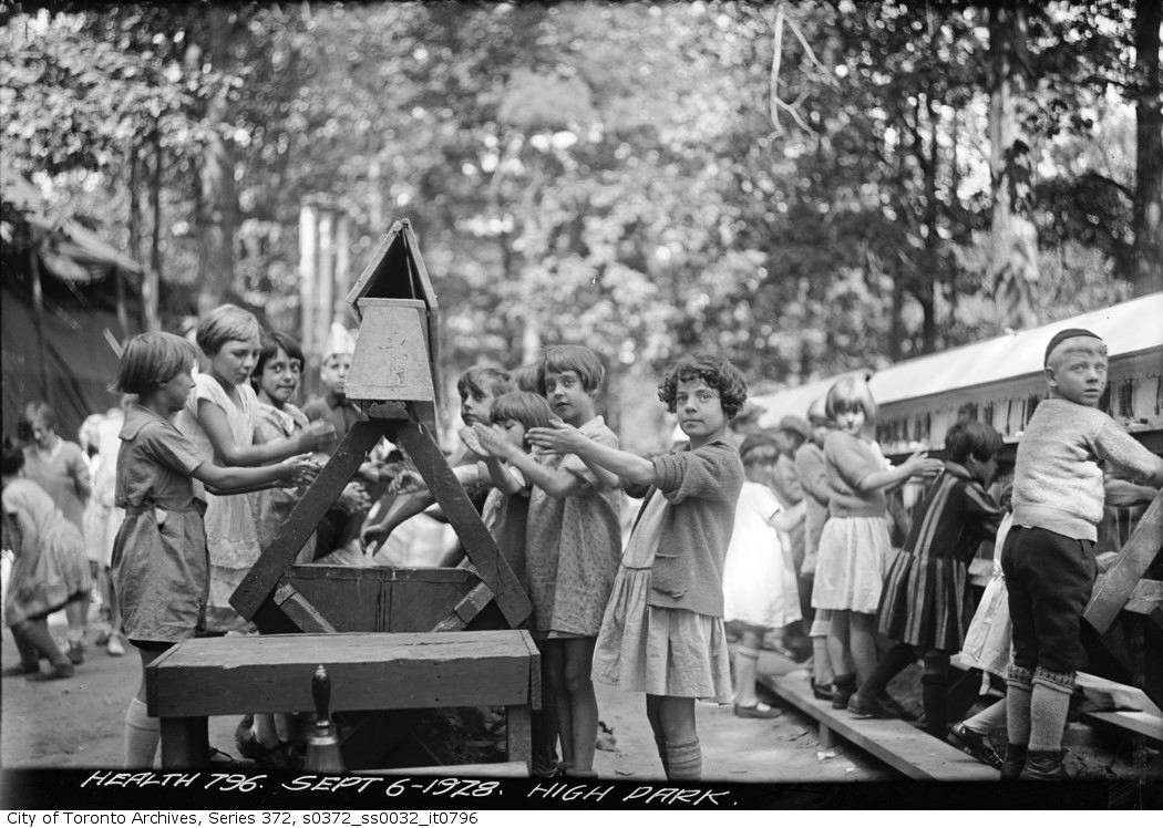 1928 - High Park Forest School