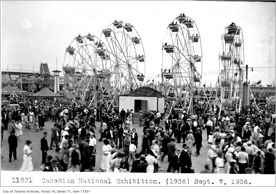 1936 - Canadian National Exhibition