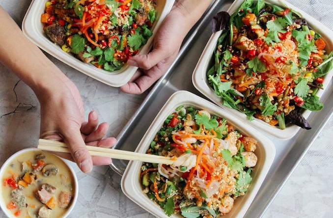 thai salad recipe basil box
