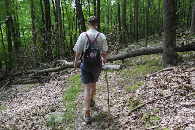 Morrison Trail and Rim Rock - Pennsylvania road trip