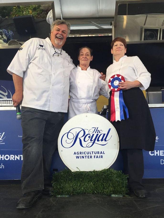 road to the royal - Royal Chef Challenge