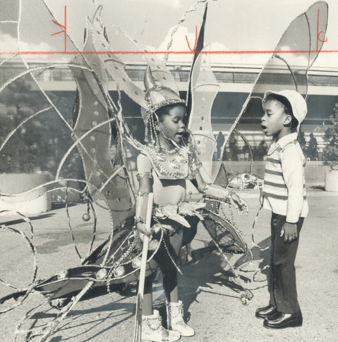 1976-4-year-old-kar-tells-4-year-old-jeremy-mathews-in-the-some-of-a-multi-colored-dragonfly-built-by-her-father