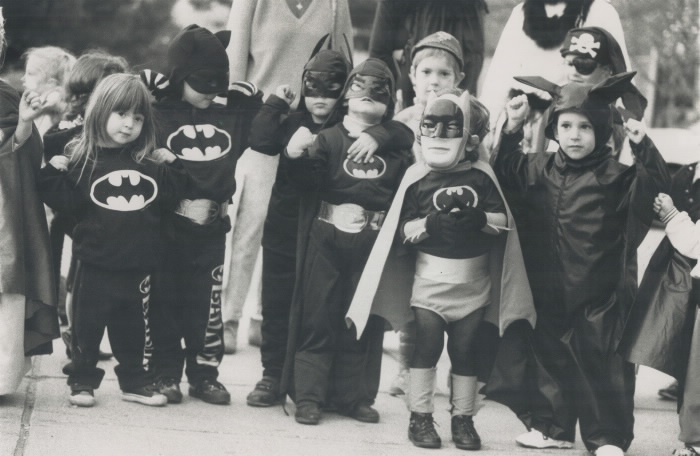 1989-caped-crusaders-are-everywhere-as-a-flock-of-preschoolders-who-turned-up-at-the-halloween-party-at-kew-park-montessori-school