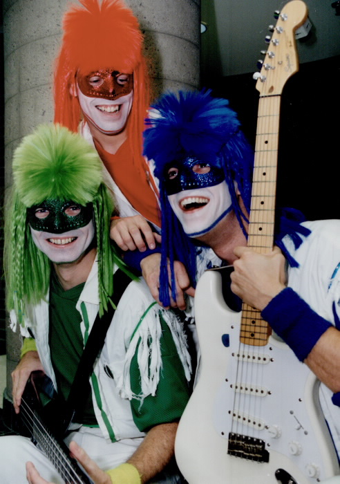1990-the-monster-bash-kideo-above-from-left-buddy-goodfellow-p-j-styles-and-ace-manners-rehearses-its-halloween-show-saturday-at-north-york-city-hall