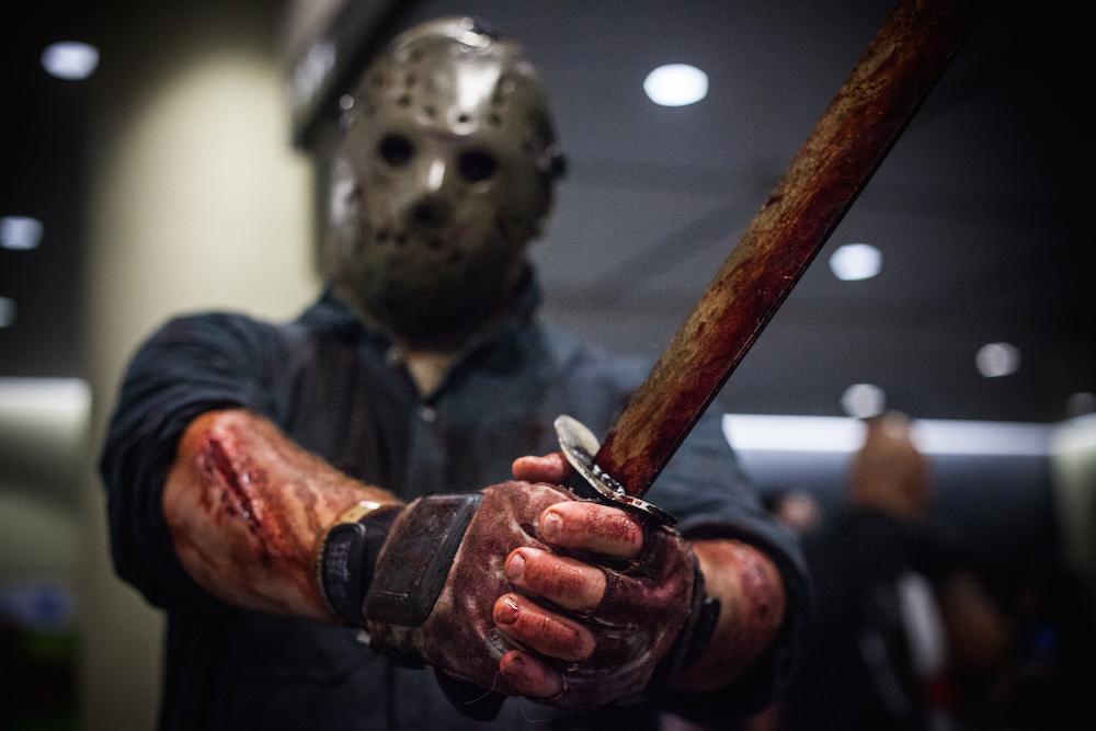 Jason from Jason & Friday the 13th movies