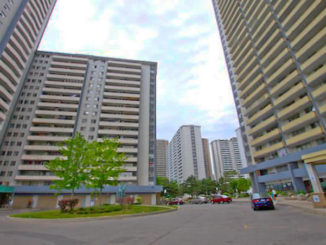 St James Town, Toronto