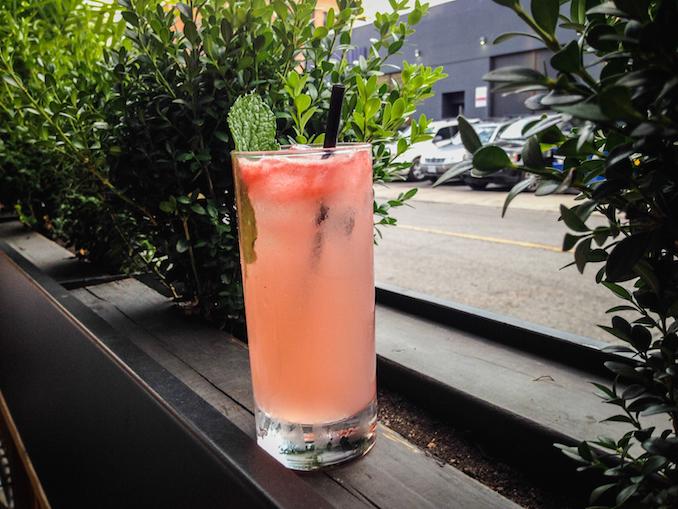 The Citizen - Watermelon Mojito
