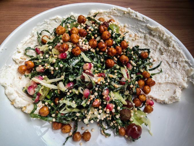 The Citizen - Salad