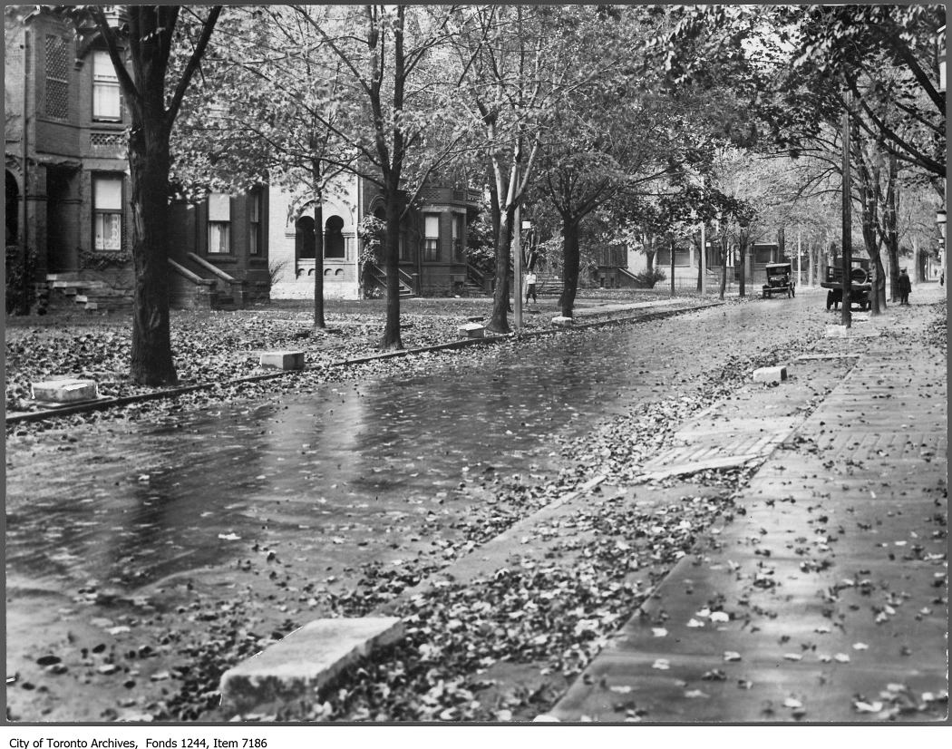 1924 - Markham Street