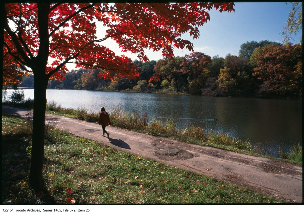 1987-95 - Grenadier Pond