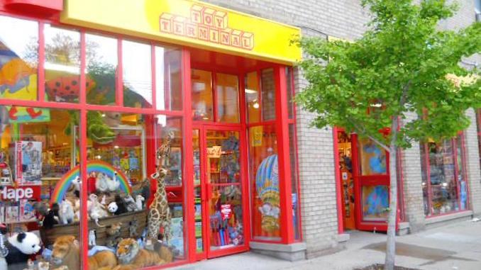 Toy Terminal - Toronto Toy Stores