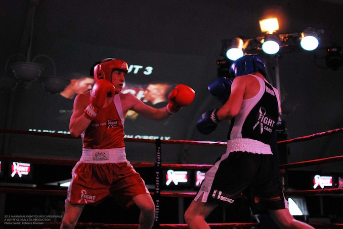 fight to end cancer charity
