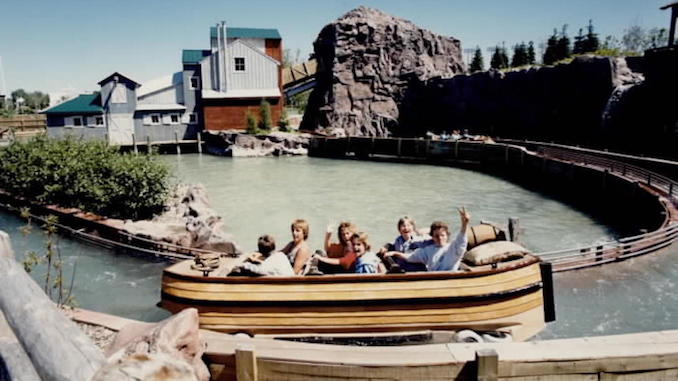 Ontario Place - Wilderness Adventure Ride - Most Read Stories