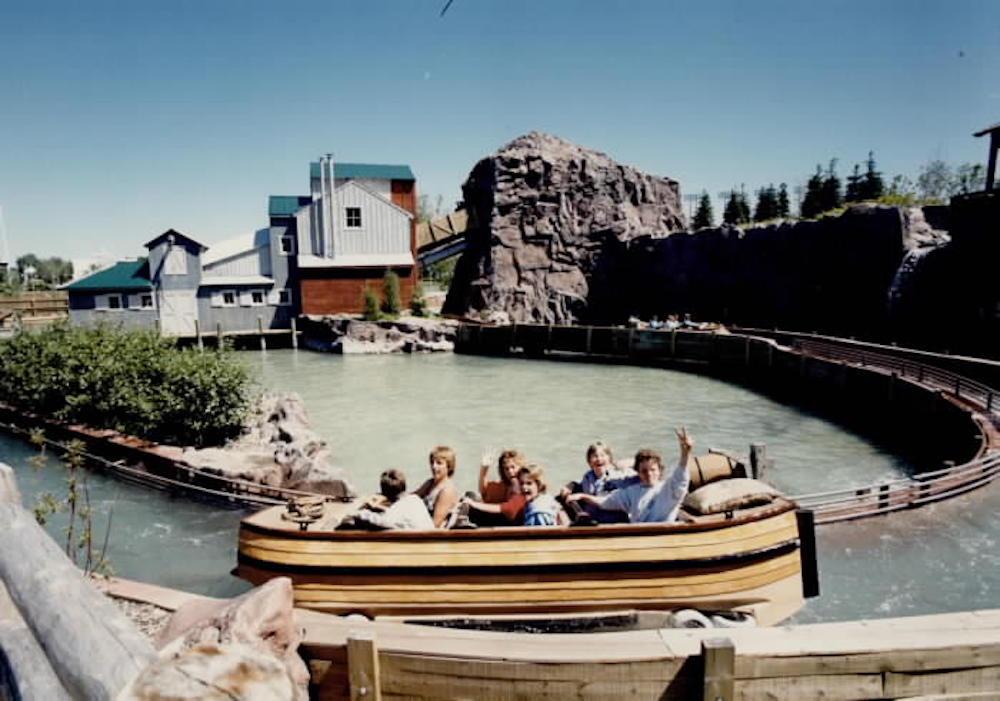 1986 - Wilderness Adventure Ride
